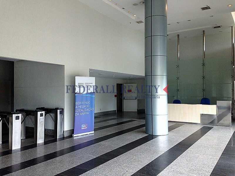 3 - Aluguel de andar corporativo na Barra da Tijuca - FRPR00013 - 4