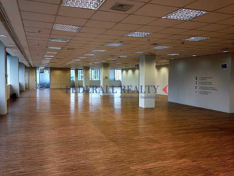 4 - Aluguel de andar corporativo na Barra da Tijuca - FRPR00013 - 5