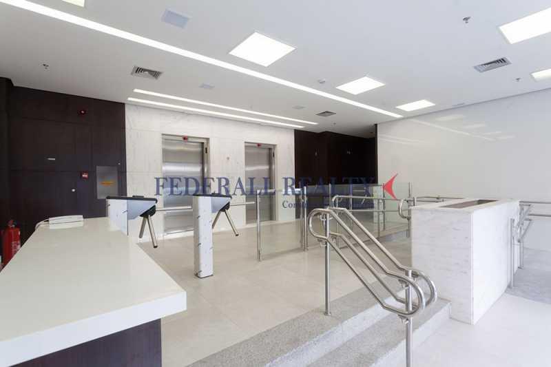 Aluguel de conjunto comercial  - Aluguel de prédio inteiro no Centro RJ - FRPR00017 - 5