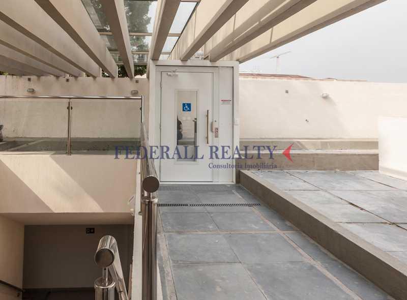 Aluguel de conjunto comercial  - Aluguel de prédio inteiro no Centro RJ - FRPR00017 - 10