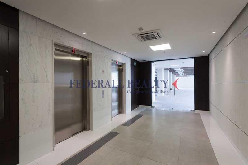 Aluguel de conjunto comercial  - Aluguel de prédio inteiro no Centro RJ - FRPR00017 - 11
