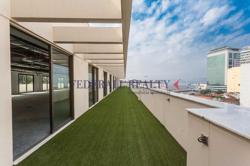 aluguel de salas comerciais no - Aluguel de prédio inteiro no Centro RJ - FRPR00017 - 14