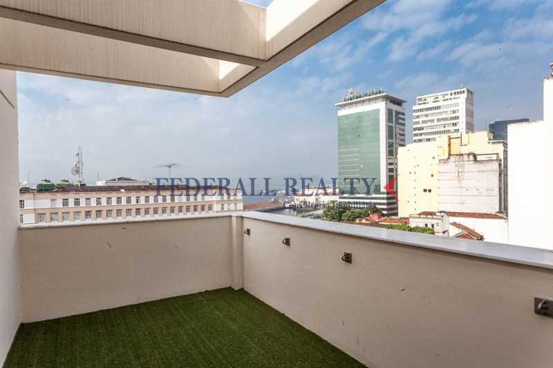 aluguel de salas comerciais no - Aluguel de prédio inteiro no Centro RJ - FRPR00017 - 15