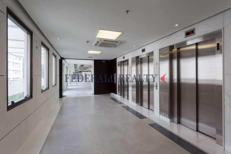aluguel de salas comerciais no - Aluguel de prédio inteiro no Centro RJ - FRPR00017 - 17