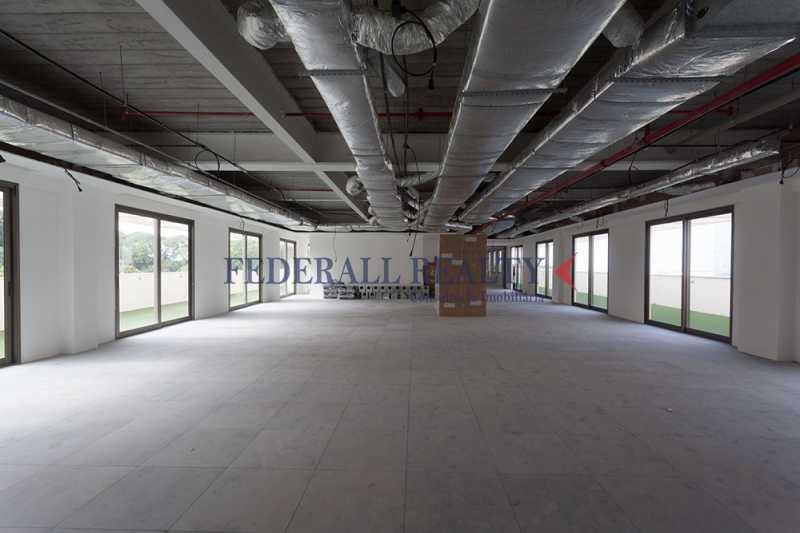 aluguel de salas comerciais no - Aluguel de prédio inteiro no Centro RJ - FRPR00017 - 19