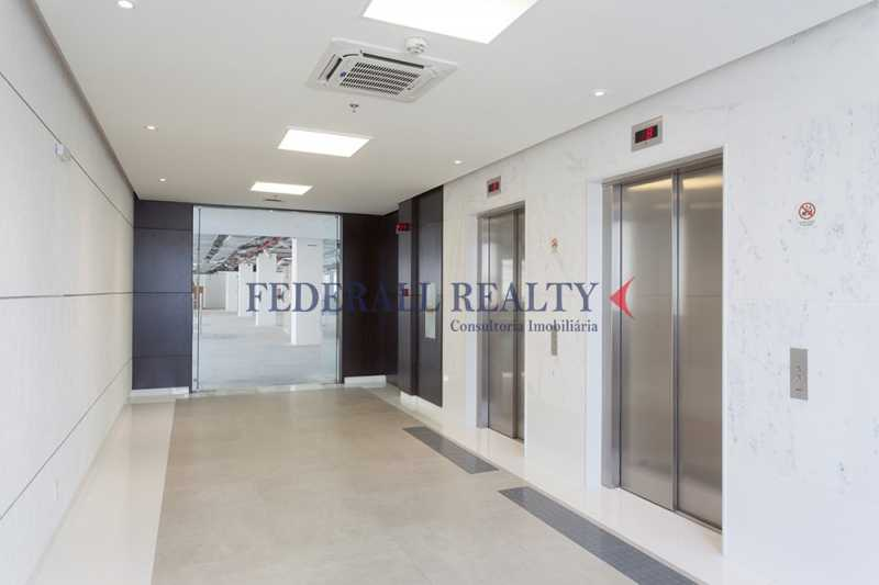 aluguel de salas comerciais no - Aluguel de prédio inteiro no Centro RJ - FRPR00017 - 22