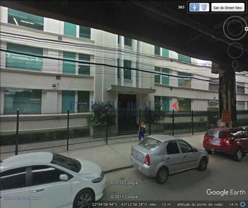 aluguel de predio em são cris - Aluguel de prédio inteiro em São Cristóvão - FRPR00019 - 7