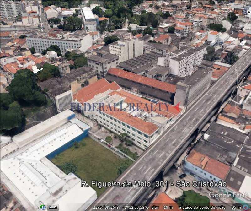 aluguel de predio em são cris - Aluguel de prédio inteiro em São Cristóvão - FRPR00019 - 21