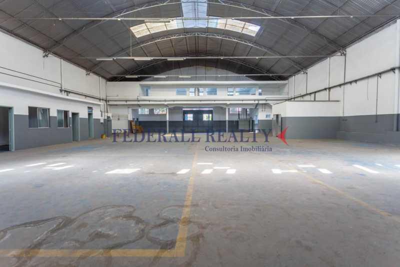 1. - Aluguel de galpão em Olaria - FRGA00030 - 1