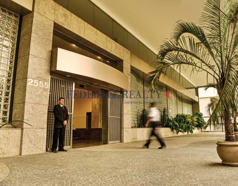 entrada - Aluguel de andares corporativos no Centro RJ - FRSL00145 - 14
