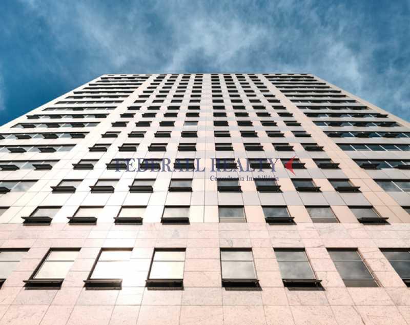 fachada - Aluguel de andares corporativos no Centro RJ - FRSL00145 - 12