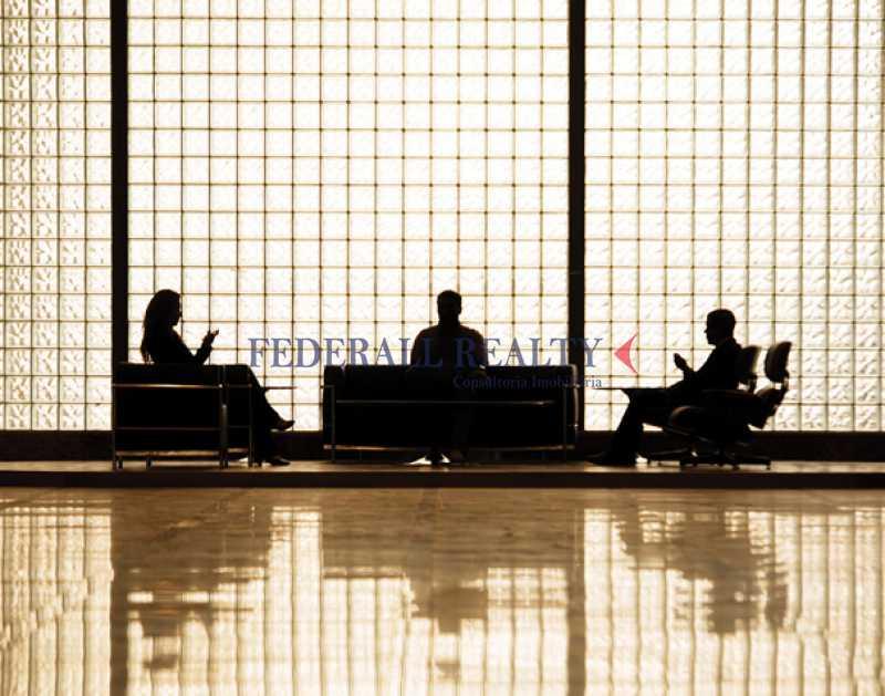 lobby - Aluguel de andares corporativos no Centro RJ - FRSL00146 - 19