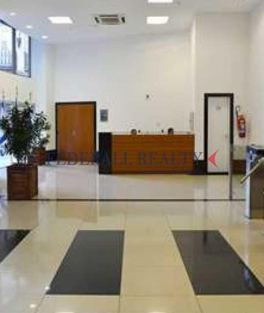 lobby-sao-bento-corporate. - Aluguel de prédio inteiro no Centro do Rio de Janeiro - FRPR00025 - 13
