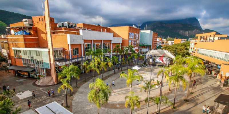 Aluguel de sala comercial no Shopping Downtown Barra da Tijuca - FRSL00164 - 1