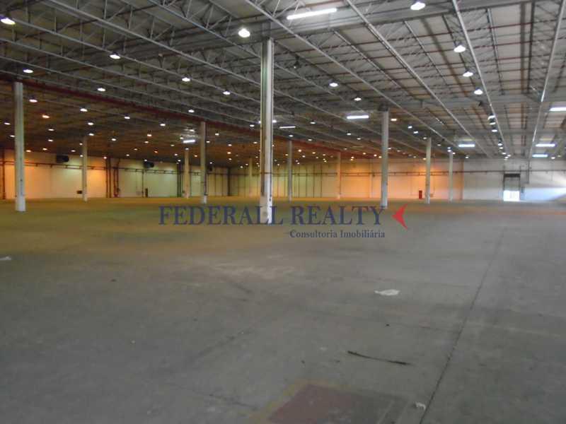 DSC00388 - Aluguel ou venda de galpão em Itaguaí - FRGA00234 - 1