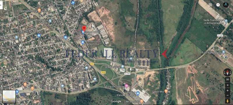 4 - Terreno À venda em Itaguaí - FRGA00243 - 1