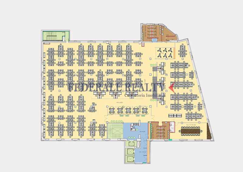 planta-05 - Aluguel de prédio inteiro no Porto Maravilha, Rio de Janeiro - FRPR00038 - 14