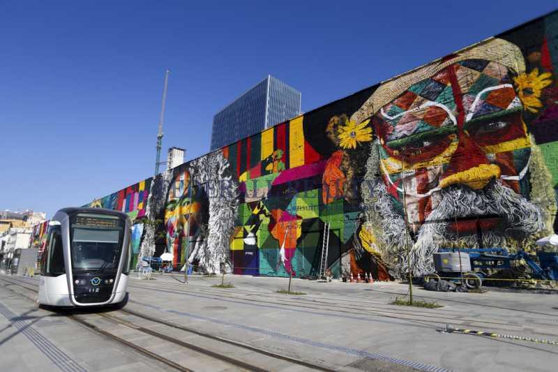 mural etnias. - Aluguel de andares corporativos no Porto Maravilha - FRSL00233 - 24