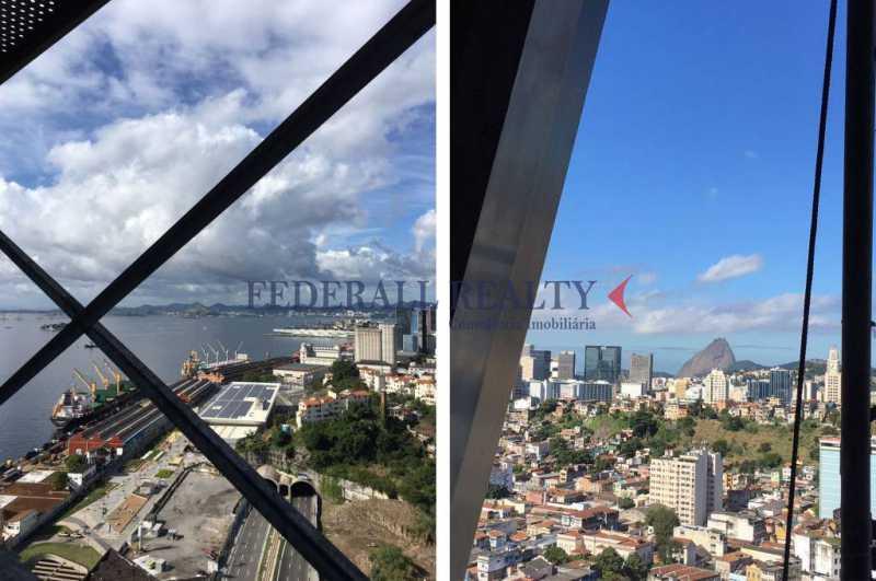 4 - Aluguel de andares corporativos no Porto Maravilha - FRSL00234 - 5