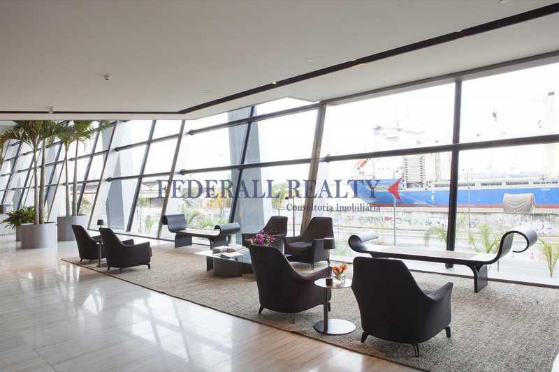 6 - Aluguel de andares corporativos no Porto Maravilha - FRSL00234 - 1