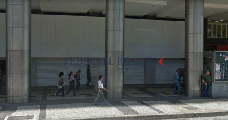 frente - Aluguel de loja no Centro do Rio de Janeiro - FRLJ00031 - 1