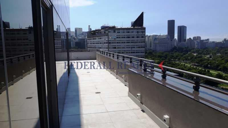 12 - Aluguel de salas comerciais na Zona Sul do Rio de Janeiro - FRSL00242 - 14