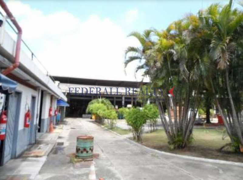 6 - Aluguel de galpão na Pavuna - FRGA00274 - 1