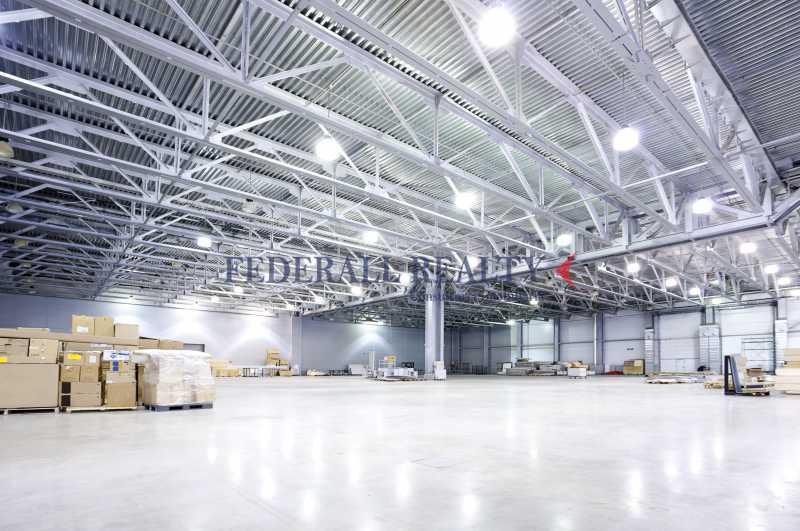 warehouse-led-lighting - Aluguel de galpão em Benfica - FRGA00003 - 1