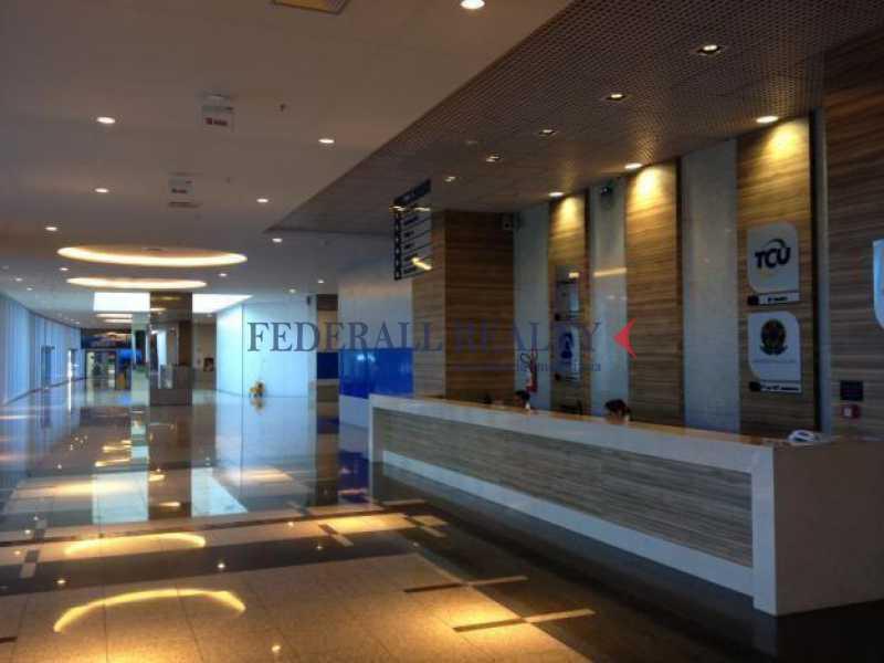 3 - Aluguel de conjuntos comerciais no Edifício Parque da Cidade Corporate, Brasília - FRSL00257 - 1