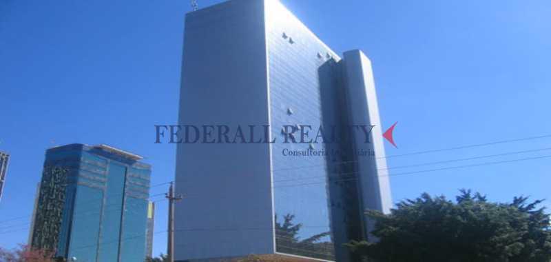 fachada - Aluguel de andares corporativos no setor bancário norte em Brasília - FRSL00262 - 16