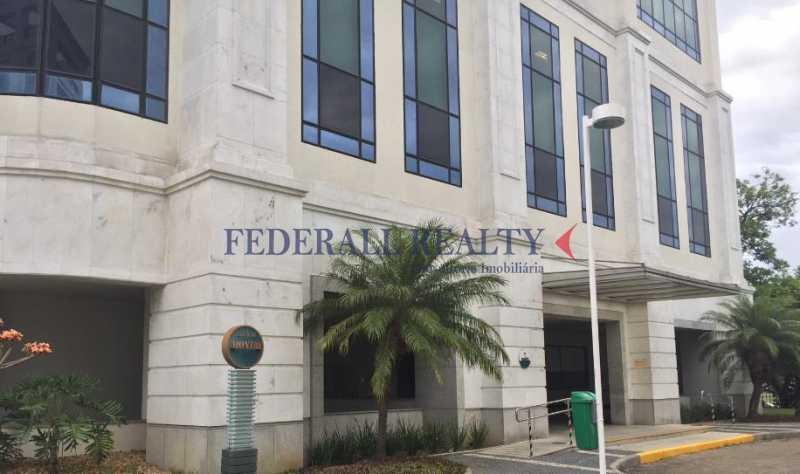 2 - Aluguel de prédio inteiro na Barra da Tijuca - FRPR00049 - 4