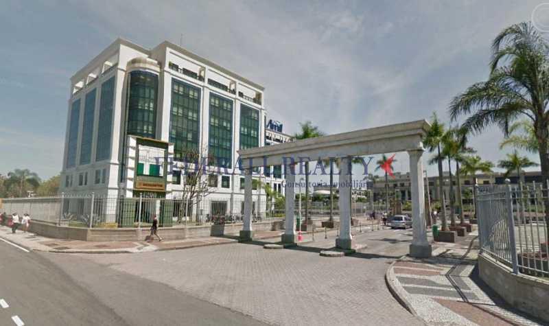 3 - Aluguel de prédio inteiro na Barra da Tijuca - FRPR00049 - 1