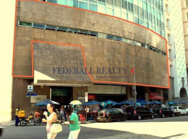 aluguel de loja no centro rj 0 - Aluguel de loja no Centro do Rio de Janeiro - FRLJ00037 - 1