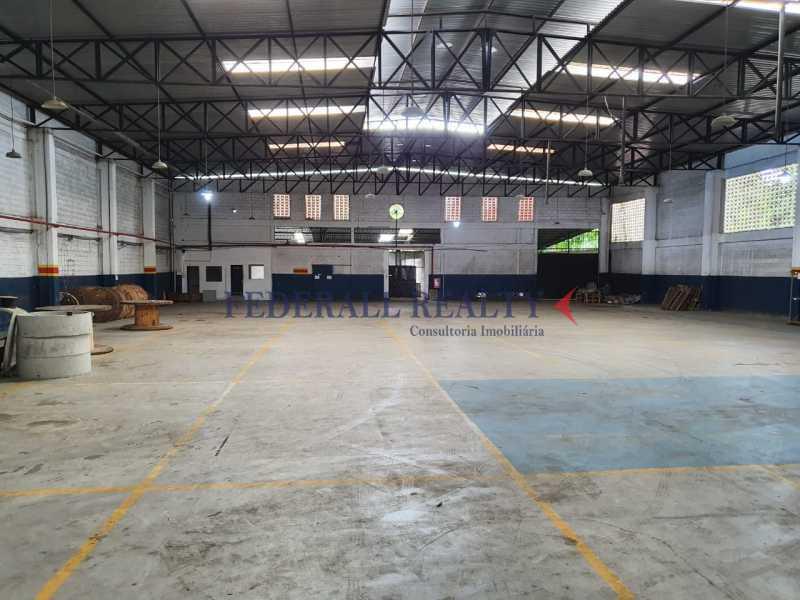 1. - Aluguel de galpão na Taquara, Jacarepaguá - FRGA00303 - 3