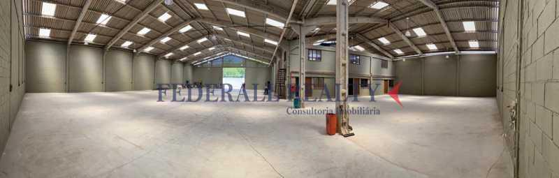 1. - Aluguel de galpão em Campo Grande - FRGA00307 - 1