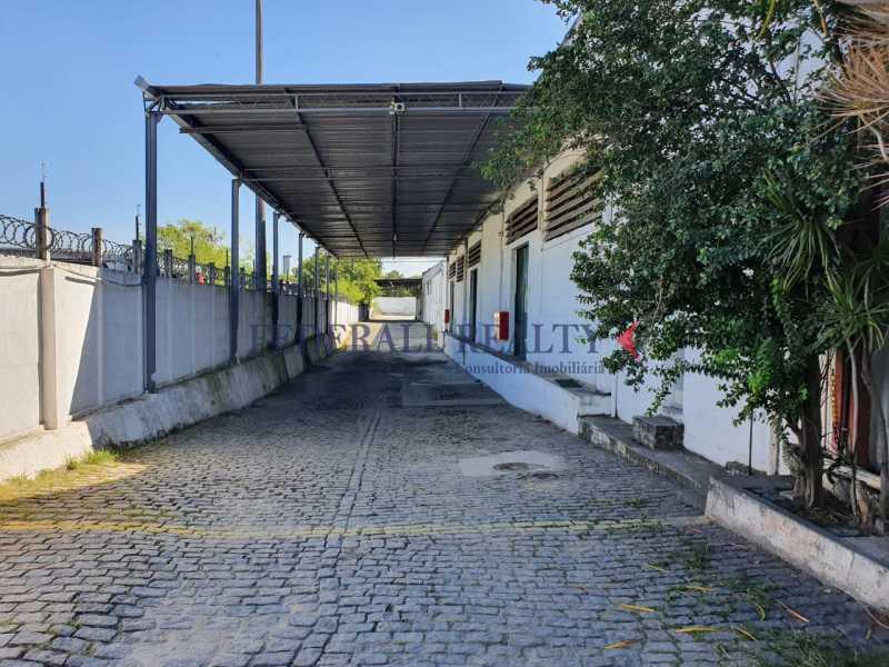 12. - Aluguel de galpão no Mercado São Sebastião, Penha, Rio de Janeiro. - FRGA00314 - 14