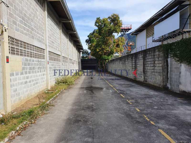 6. - Aluguel de galpão em Jacarepaguá, Rio de Janeiro, RJ. - FRGA00321 - 7