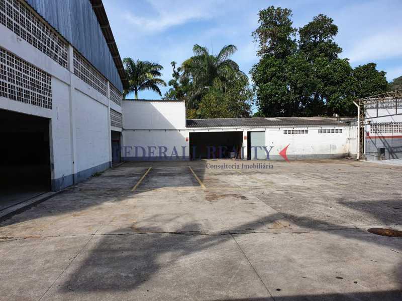 7. - Aluguel de galpão em Jacarepaguá, Rio de Janeiro, RJ. - FRGA00321 - 8