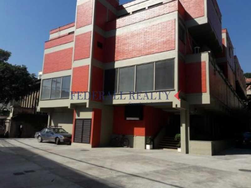 98h89 - Aluguel de prédio inteiro no Rio Comprido - FRPR00051 - 1
