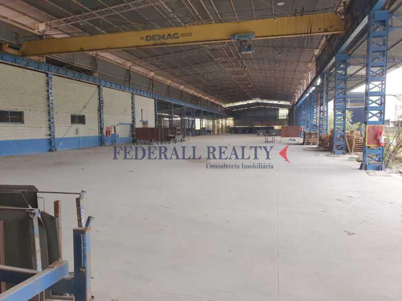 1. - Aluguel de galpão industrial em Nova Iguaçu, Rio de Janeiro. - FRGA00341 - 3