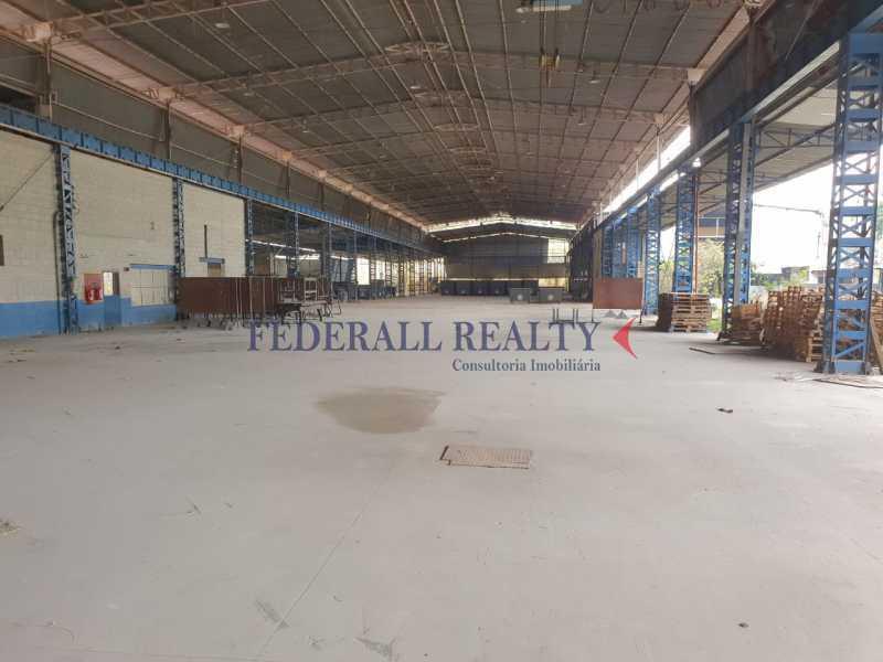 2. - Aluguel de galpão industrial em Nova Iguaçu, Rio de Janeiro. - FRGA00341 - 1