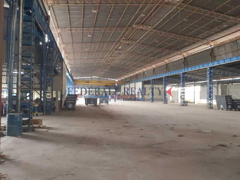 3. - Aluguel de galpão industrial em Nova Iguaçu, Rio de Janeiro. - FRGA00341 - 4