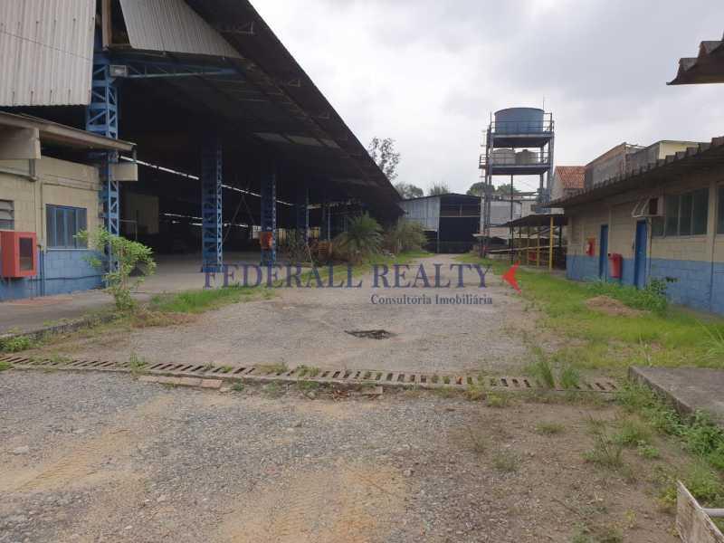 4. - Aluguel de galpão industrial em Nova Iguaçu, Rio de Janeiro. - FRGA00341 - 5