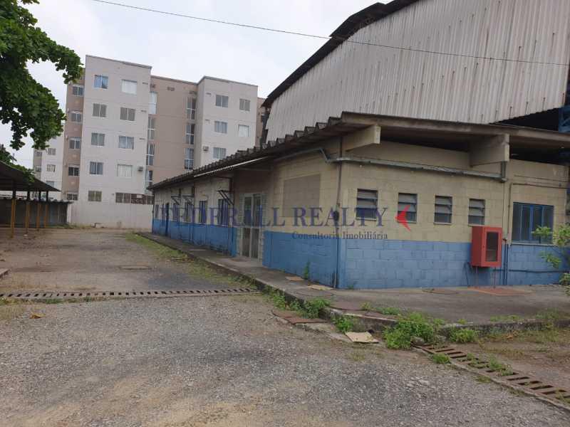 8. - Aluguel de galpão industrial em Nova Iguaçu, Rio de Janeiro. - FRGA00341 - 9