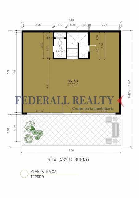 img52 - Aluguel de prédio em Botafogo, Rio de Janeiro - FRPR00056 - 15