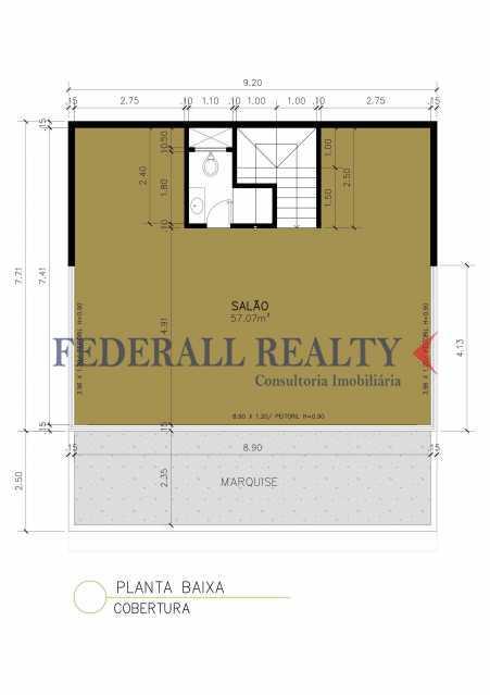 img56 - Aluguel de prédio em Botafogo, Rio de Janeiro - FRPR00056 - 17
