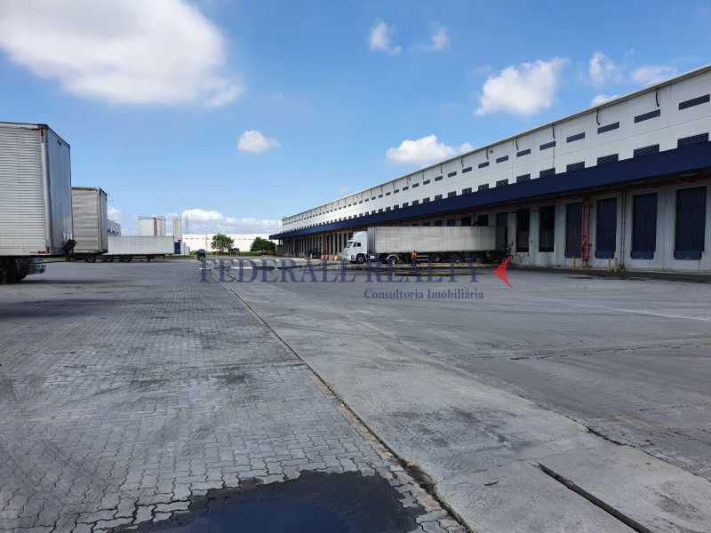 4. - Aluguel de galpão em condomínio fechado em Duque de Caxias, Rio de Janeiro - FRGA00344 - 1