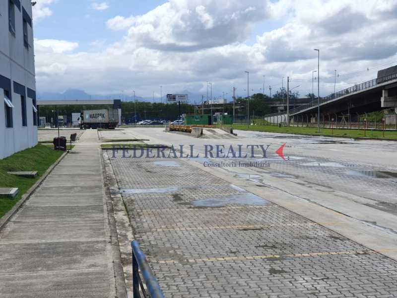 3. - Aluguel de galpão em condomínio fechado em Duque de Caxias, Rio de Janeiro - FRGA00345 - 4