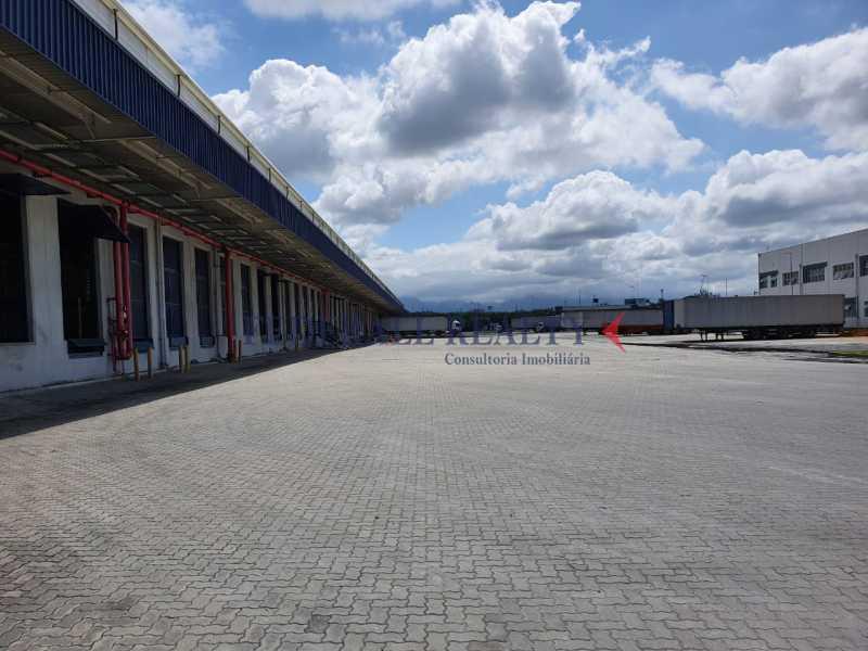 5. - Aluguel de galpão em condomínio fechado em Duque de Caxias, Rio de Janeiro - FRGA00345 - 1