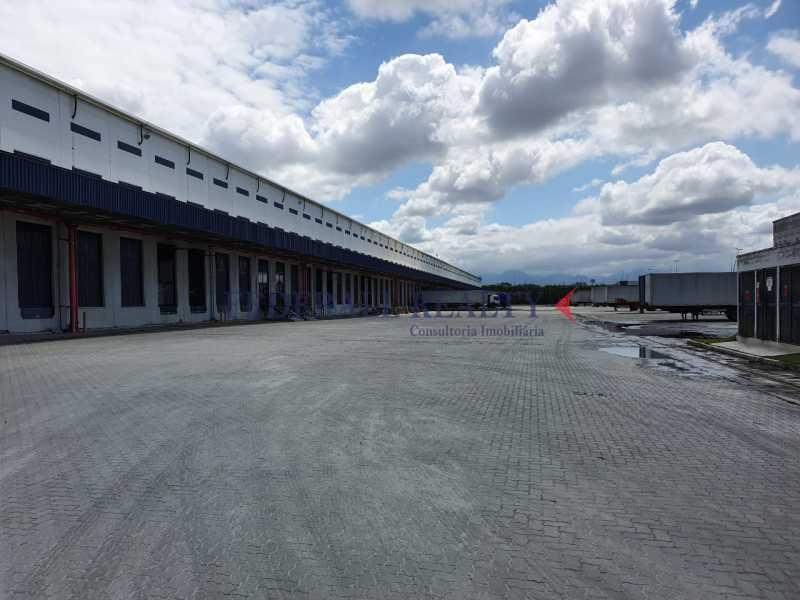 7. - Aluguel de galpão em condomínio fechado em Duque de Caxias, Rio de Janeiro - FRGA00348 - 1